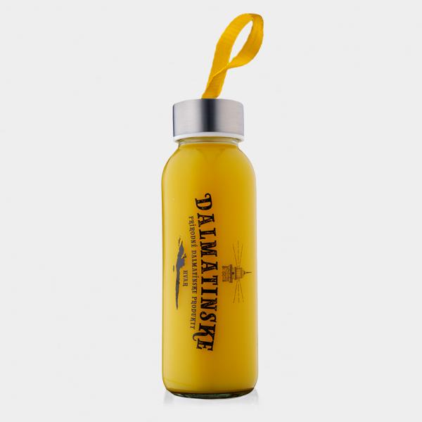 Mandarínkova šťava s kôrou a BIO rakytníkom – READY TO DRINK