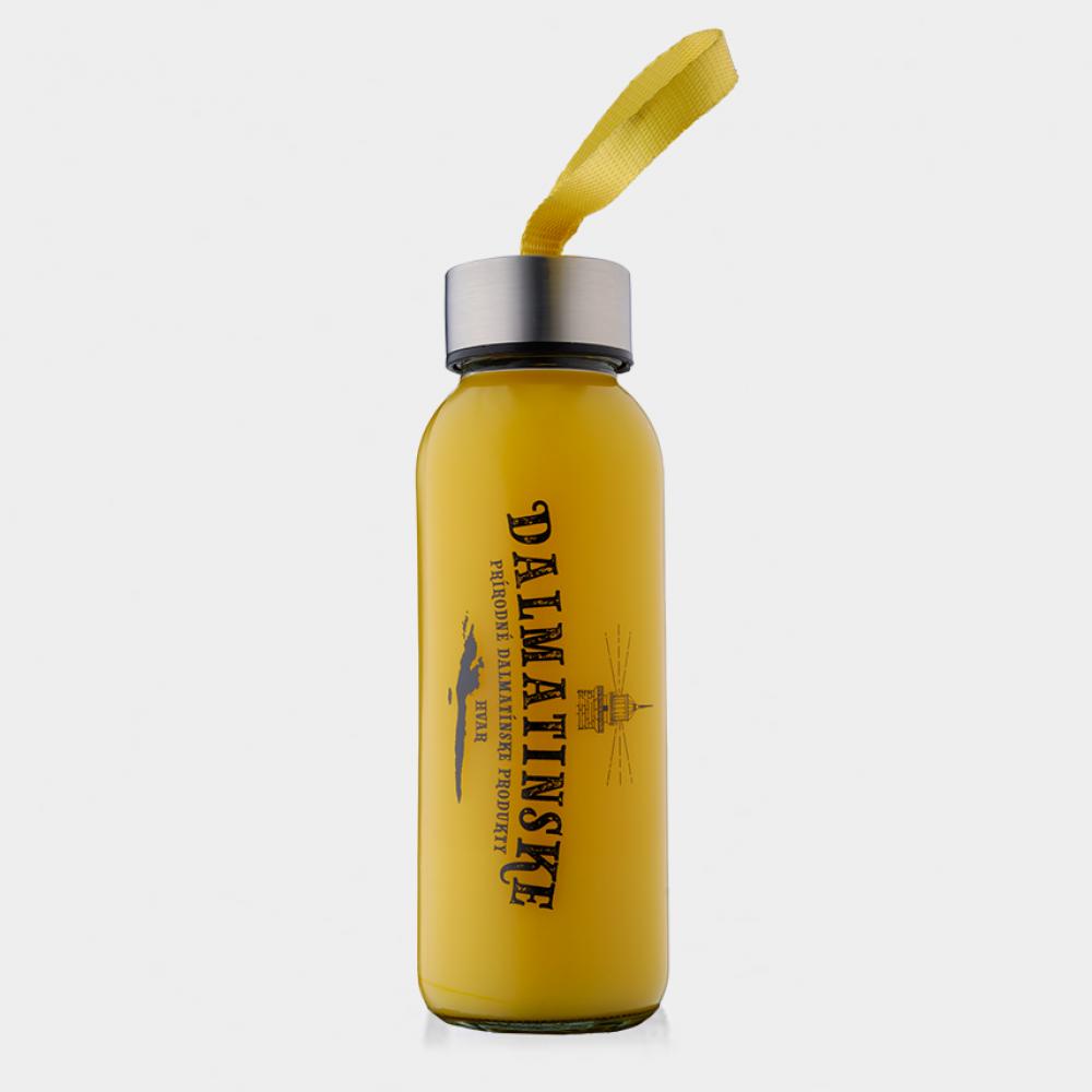 Mandarínkova šťava s kôrou a BIO zázvorom – READY TO DRINK