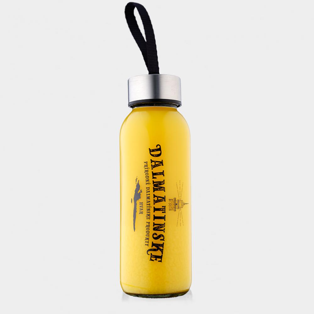 Mandarínková šťava s kôrou – READY TO DRINK