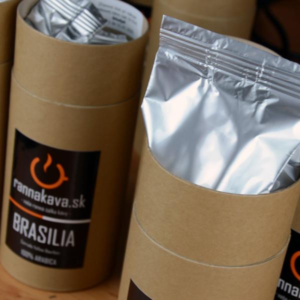 Baličky kávy pre firmy / tuba / 200g