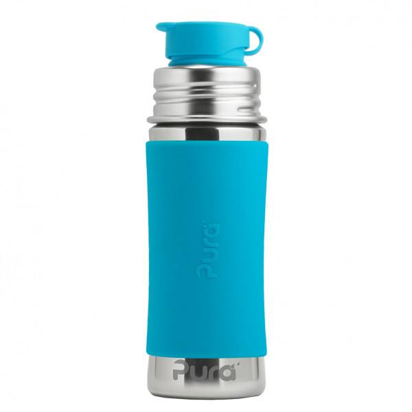Pura nerezová fľaša so športovým uzáverom 325ml / Aqua