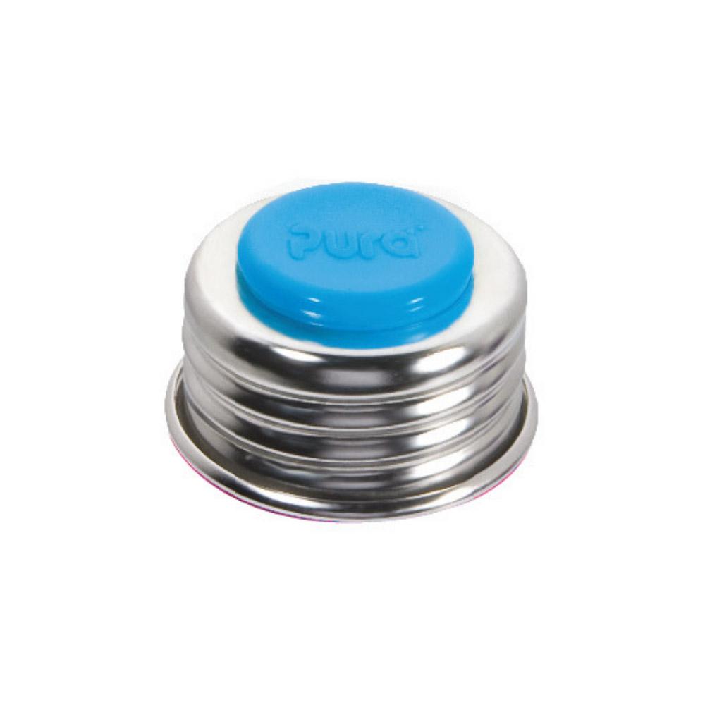 Pura nerezová objímka + tesniaci disk / Aqua