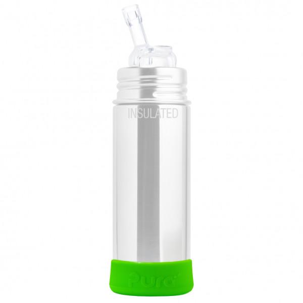 Pura silikónový chránič na fľašu - 150ml, 260ml, 325ml / Ocean