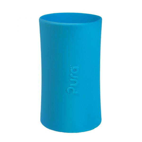 Pura silikónový návlek na fľašu - 260ml, 325ml / Aqua