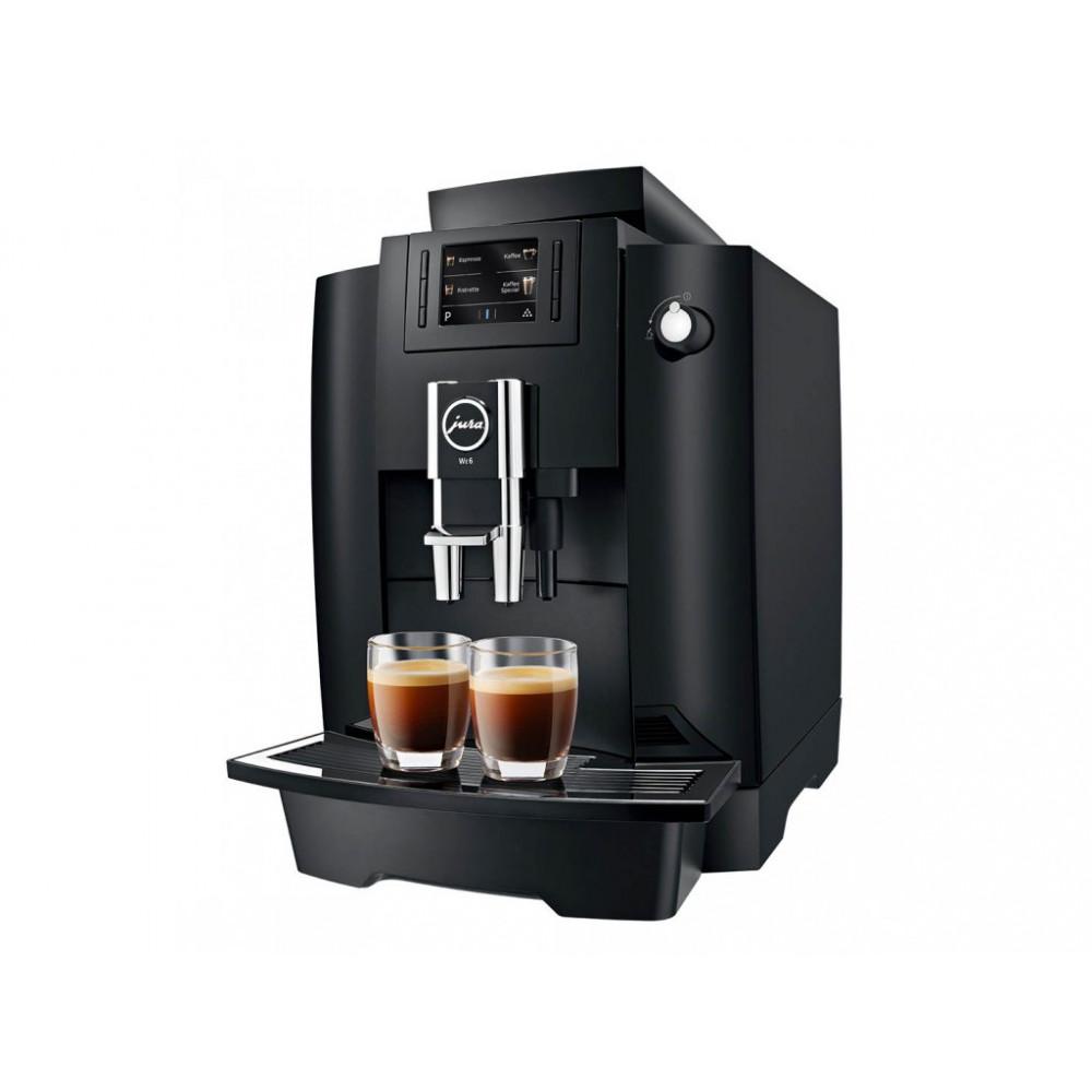 Kávovar WE6 Piano Black