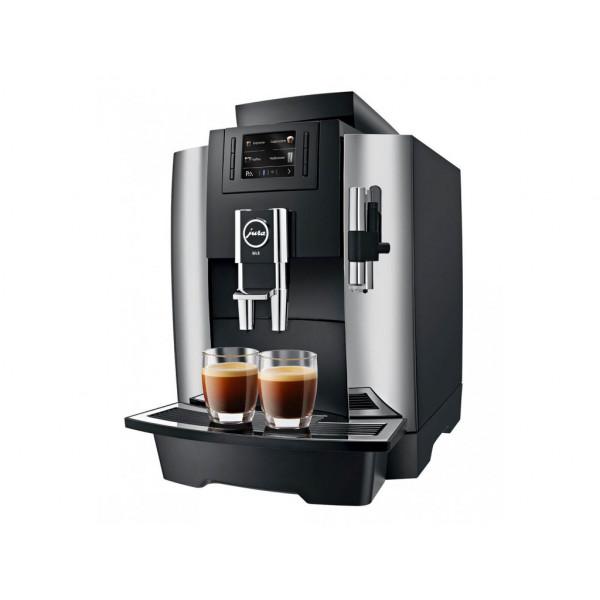 Kávovar WE8 Dark Inox