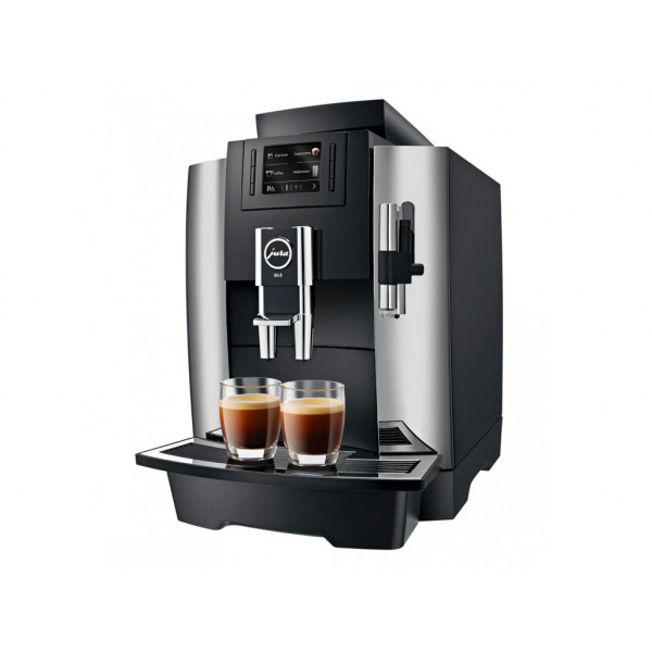 Kávovar WE8 Chrome