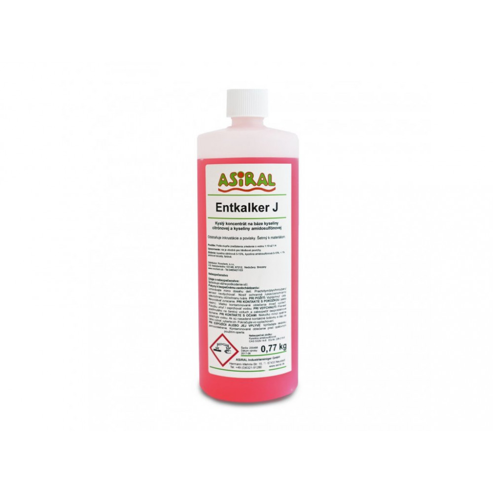 ASIRAL ENTKALKER 750 ml