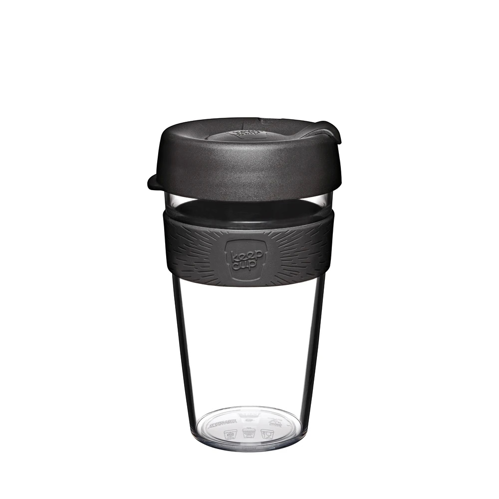 KeepCup Clear Origin L (454 ml)