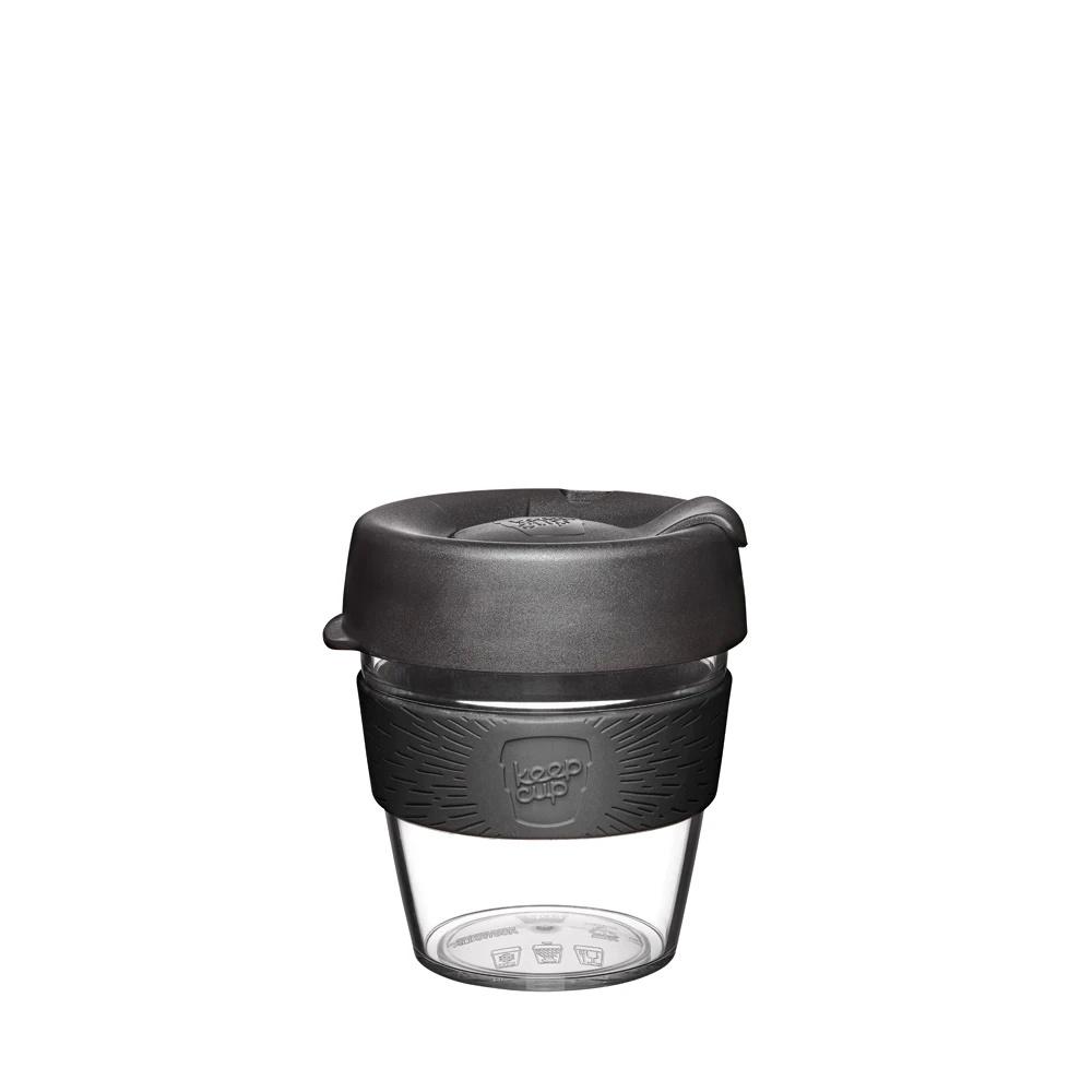 KeepCup Clear Origin S (227 ml)