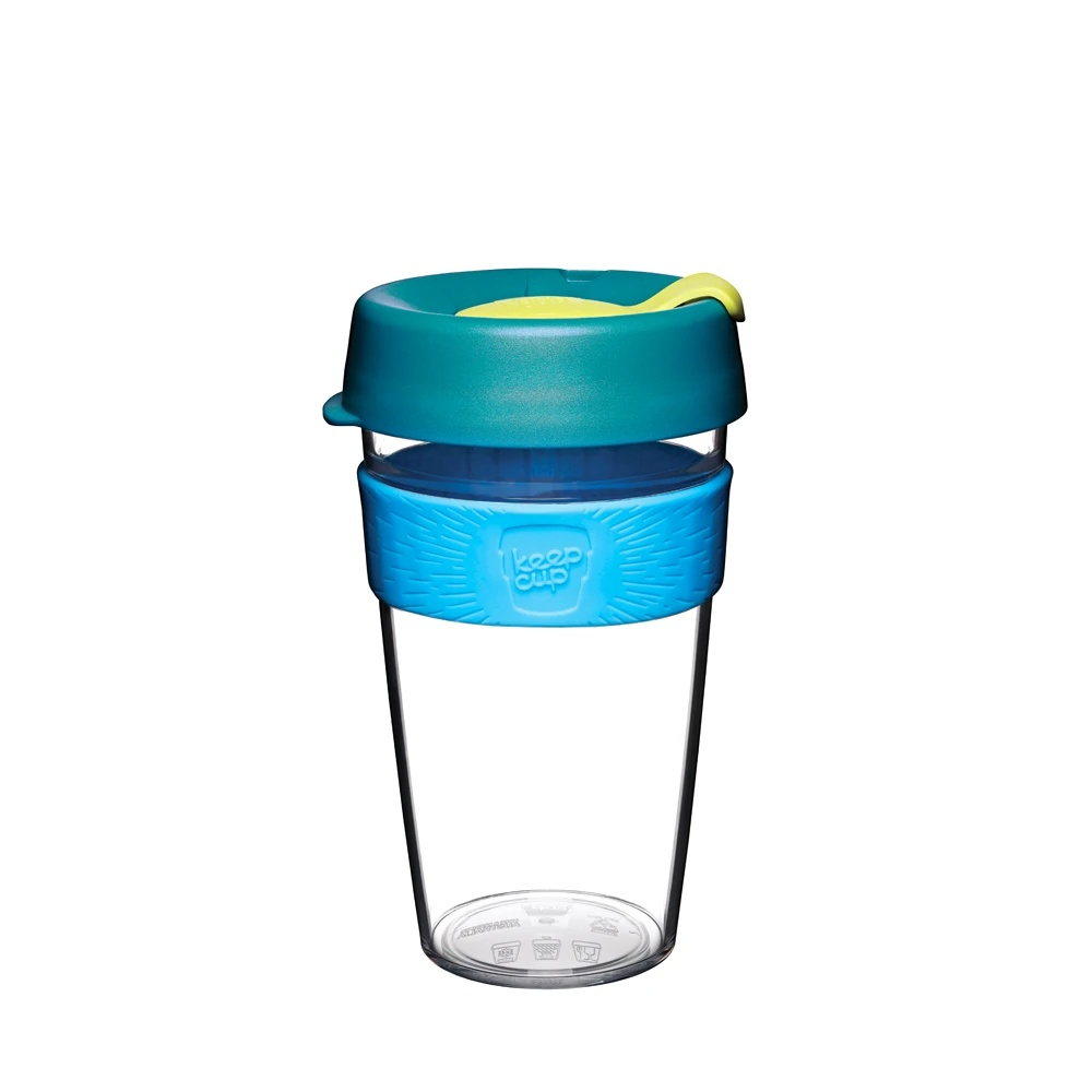 KeepCup Clear Ozone L (454 ml)