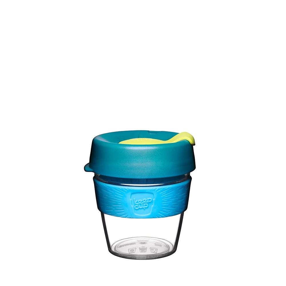 KeepCup Clear Ozone S (227 ml)