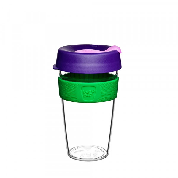 KeepCup Clear Spring L (454 ml)