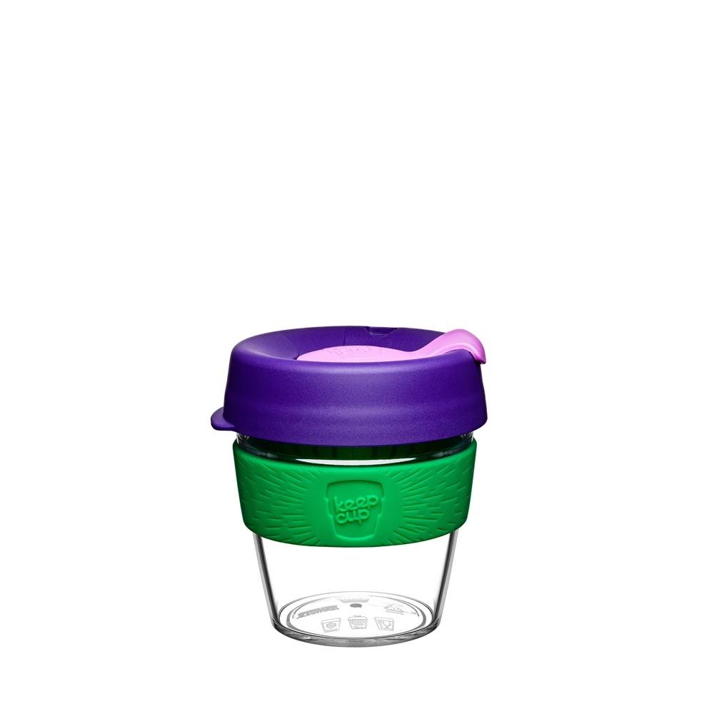 KeepCup Clear Spring S (227 ml)
