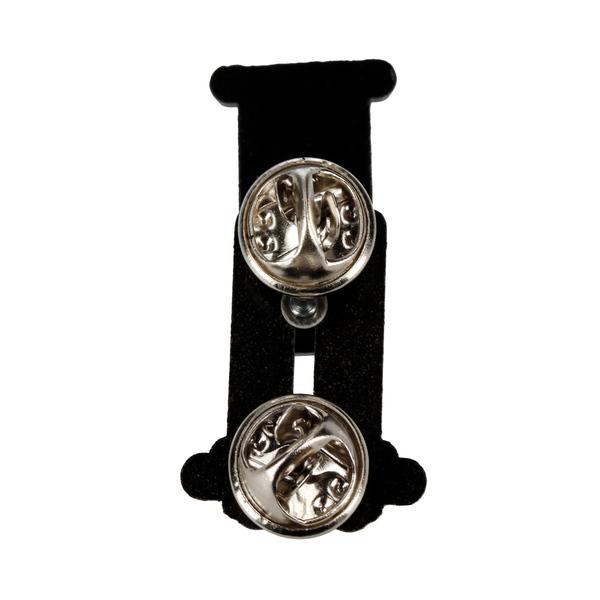 AeroPress - ozdobný pin pre skutočného kávičkára / 4,5 cm