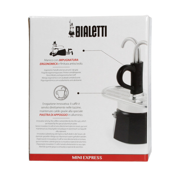 Bialetti Mini Express 2