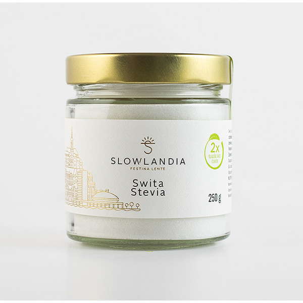 Swita Stevia Sladidlo 250g
