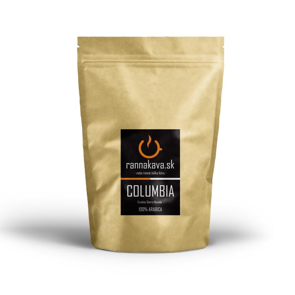 Kolumbia – Excelsio