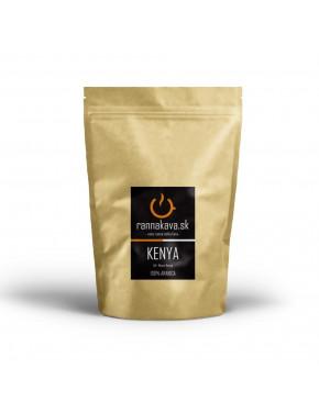 Keňa – Mount Kenya