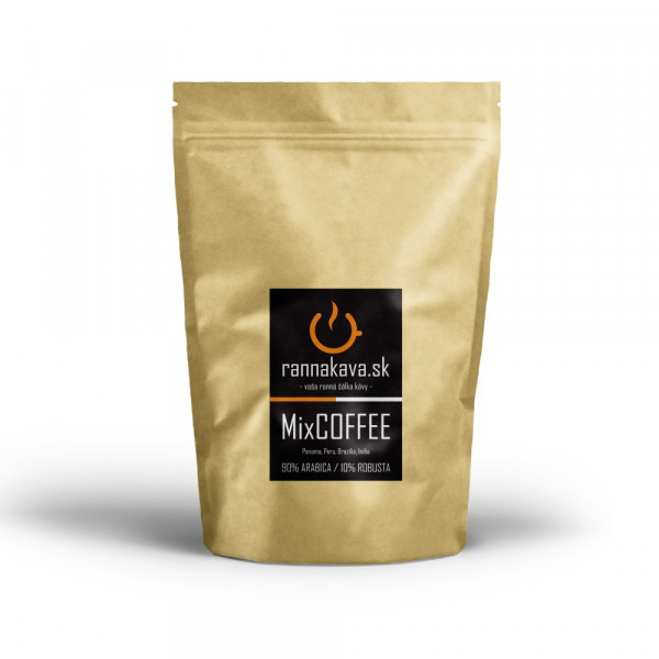 MixCOFFEE espresso zmes - 90% / 10%